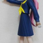 ソフビ人形サキ 赤左側面